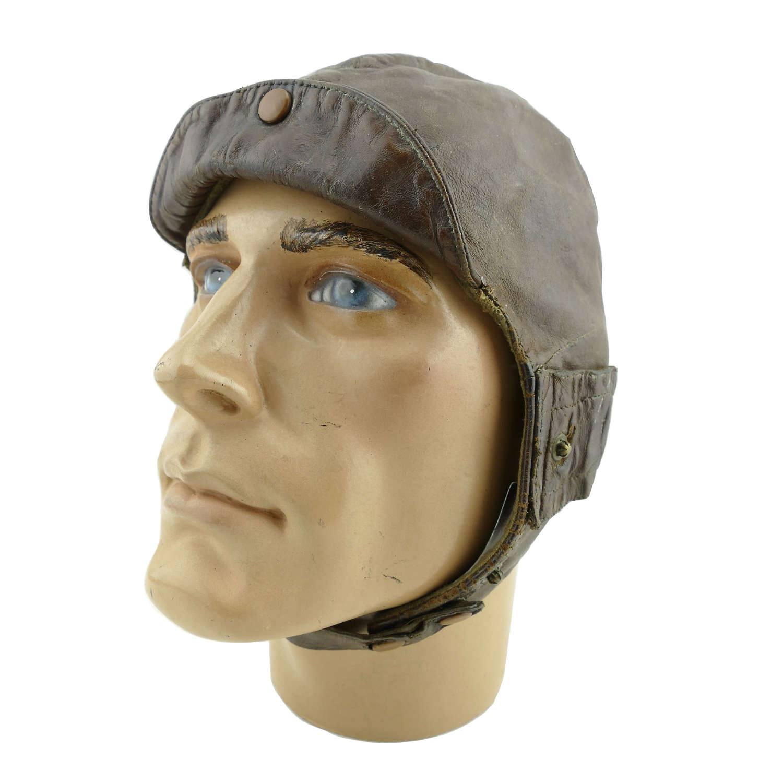 RFC / interwar flying helmet