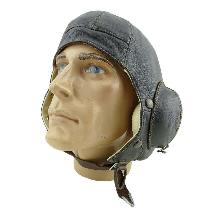 RAF B-type flying helmet - reproduction