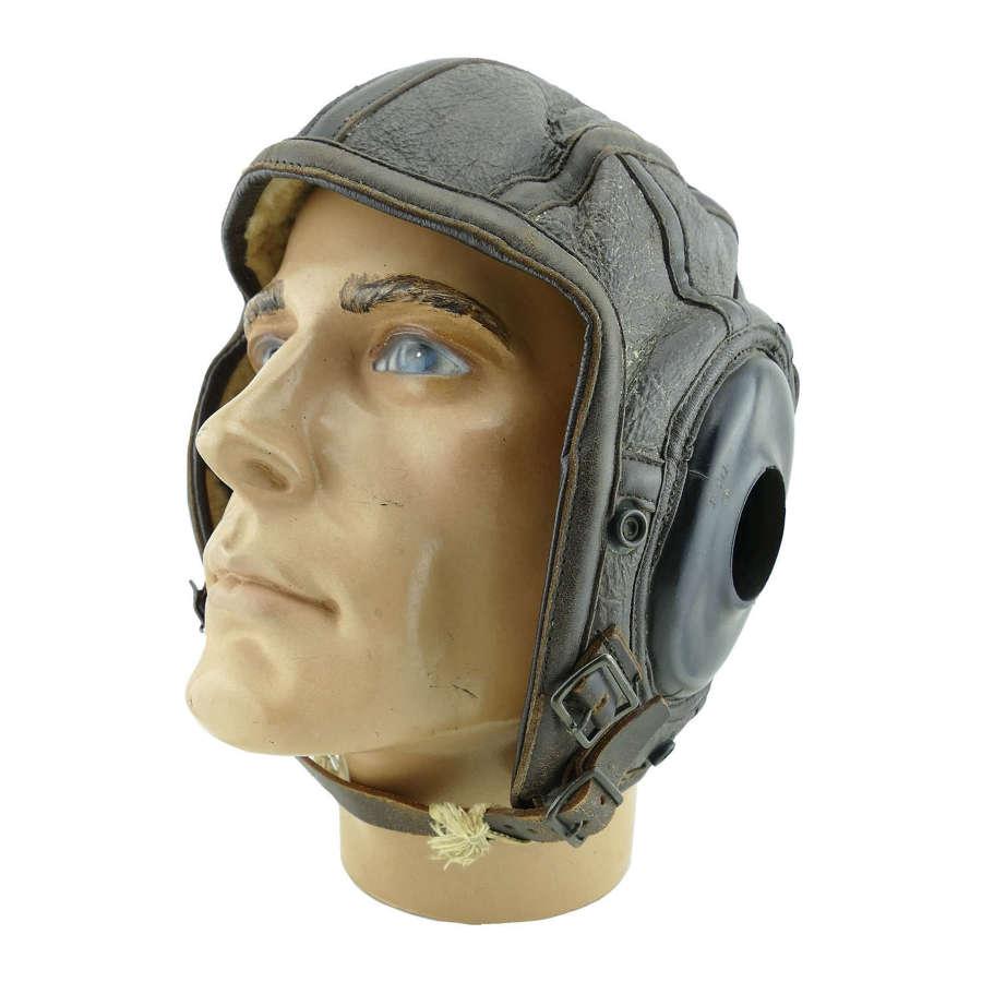 USN / USAAF AN6540-2W flying helmet