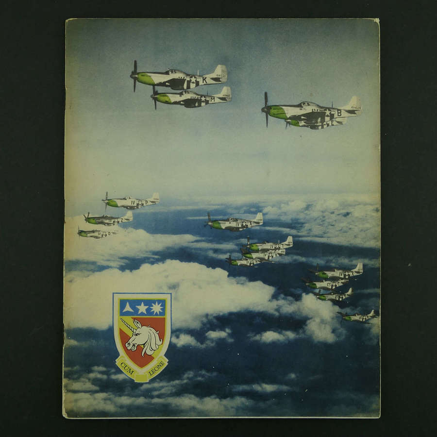 USAAF 359th Fighter Group unit History