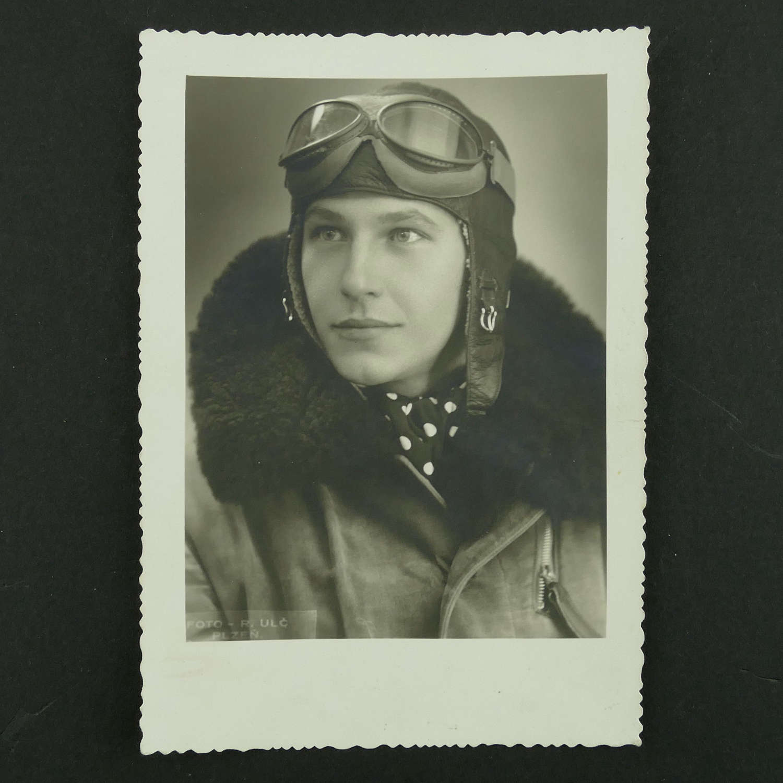 Photo - Luftwaffe pilot