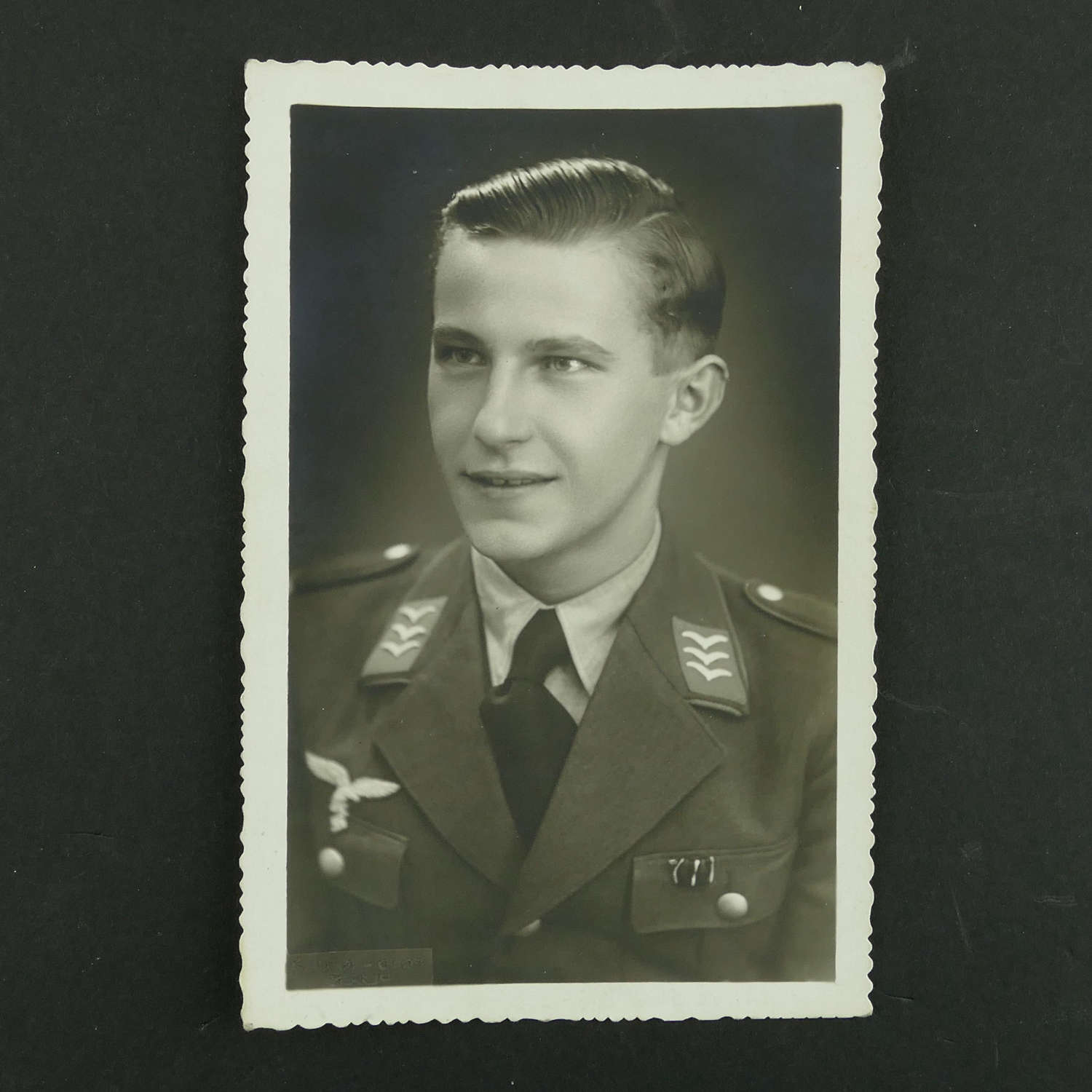 Photo - Luftwaffe officer