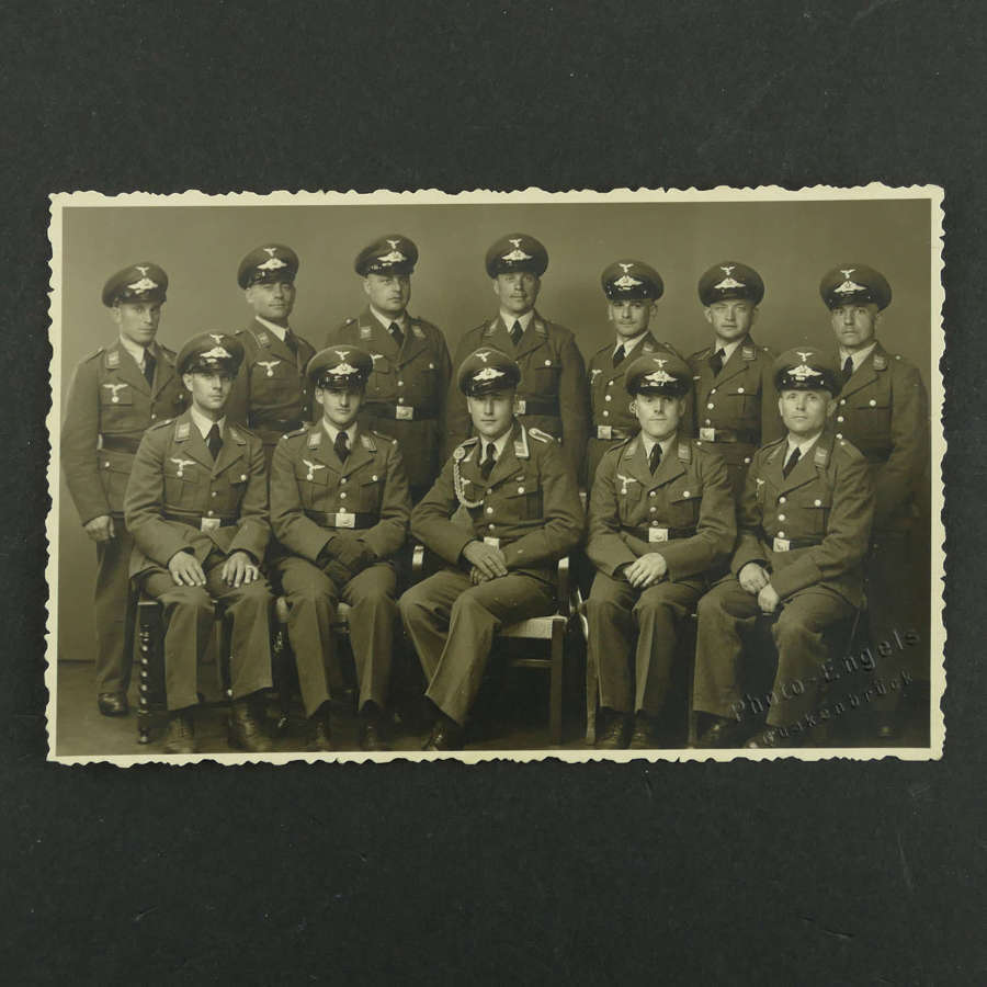 Photo - Luftwaffe officers