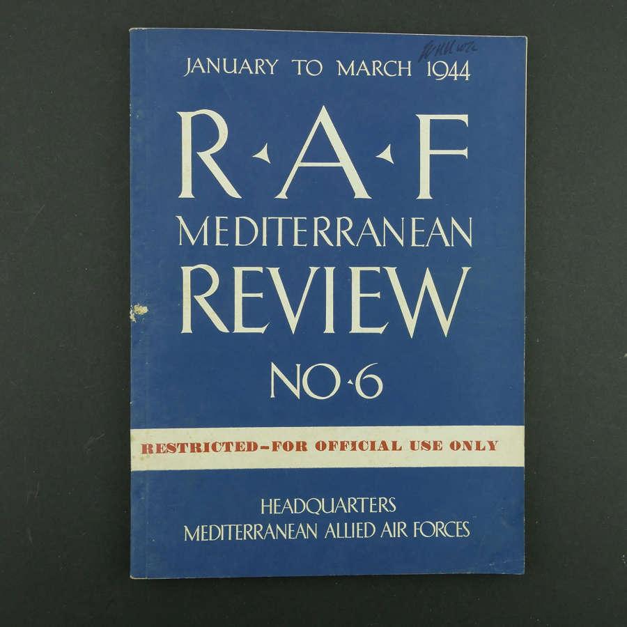 RAF Mediterranean Review No.6, 1944