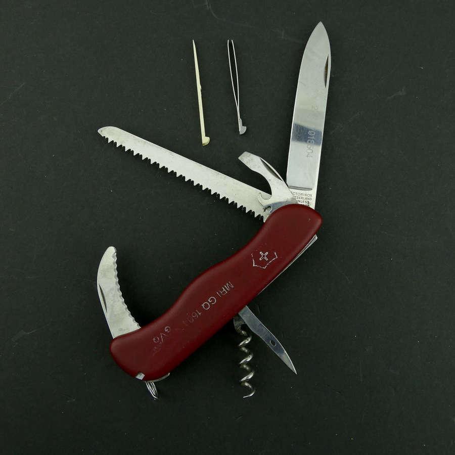 RAF Knife, Survival, Hunter