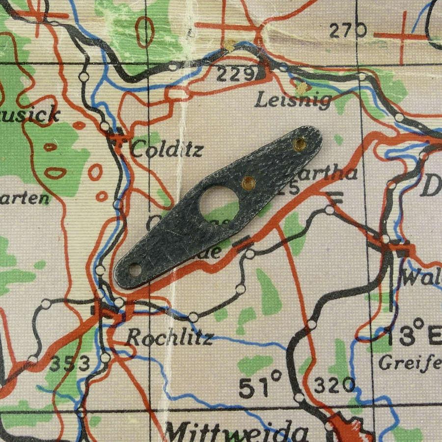 RAF 'lapel' / bar escape and evasion compass