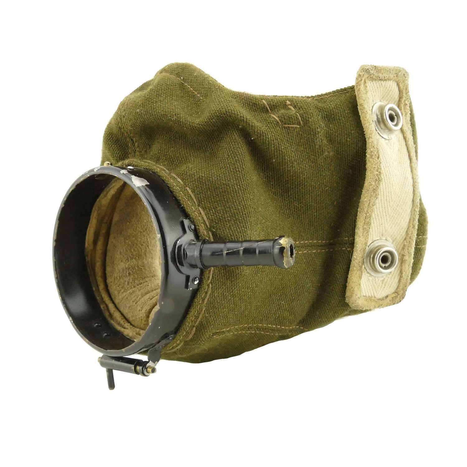 RAF type D oxygen mask, reproduction