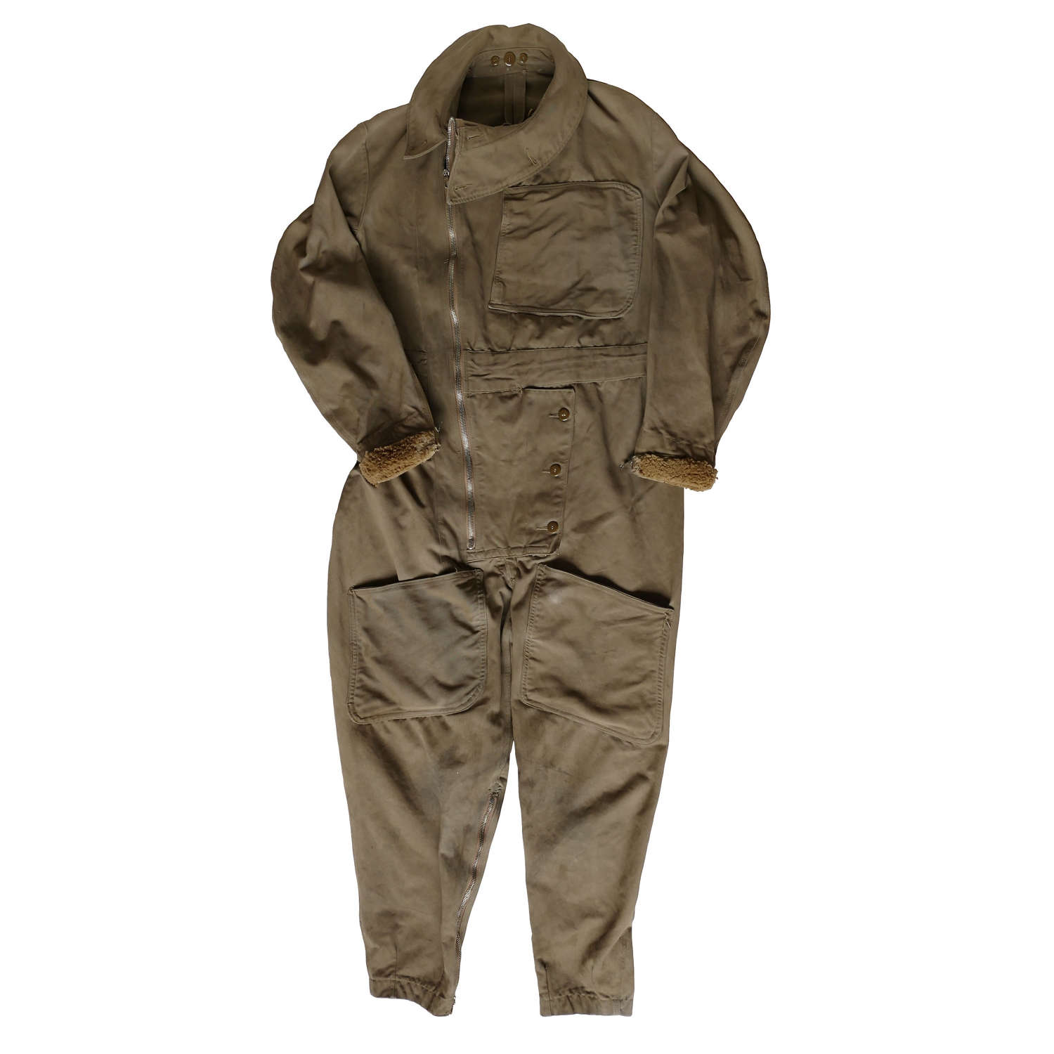 RAF 1940 pattern Sidcot flying suit