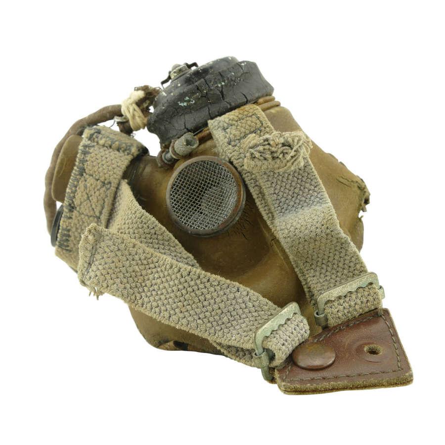 RAF type G oxygen mask - history