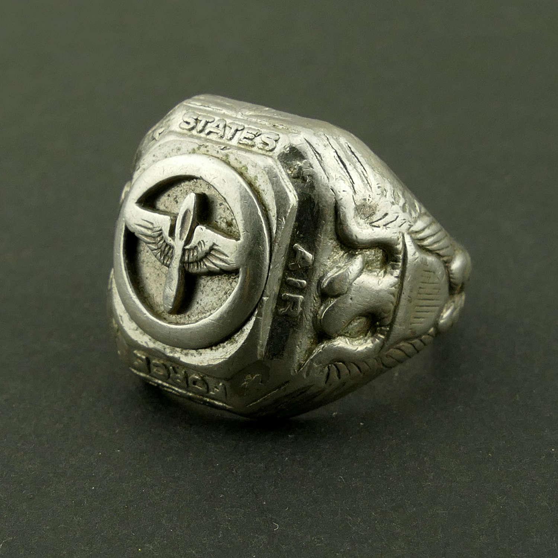 USAF ring