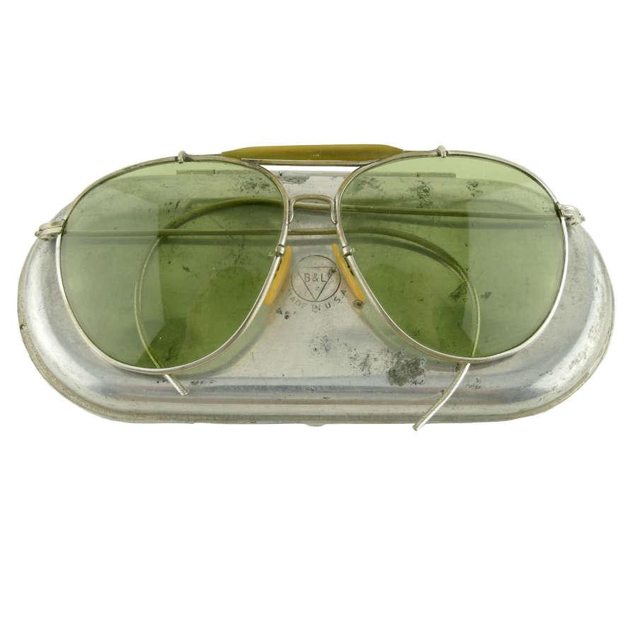 USAAF sunglasses, Type AN6531
