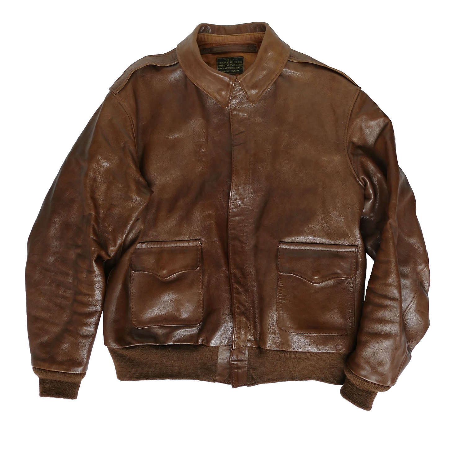 USAAF A-2 flying jacket - Good Wear Leather reproduction