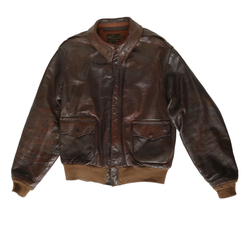 USAAF A-2 flying jacket