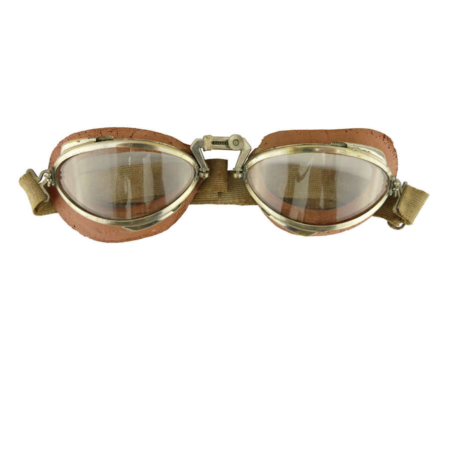 RAF 'used' Luxor '9' flying goggles
