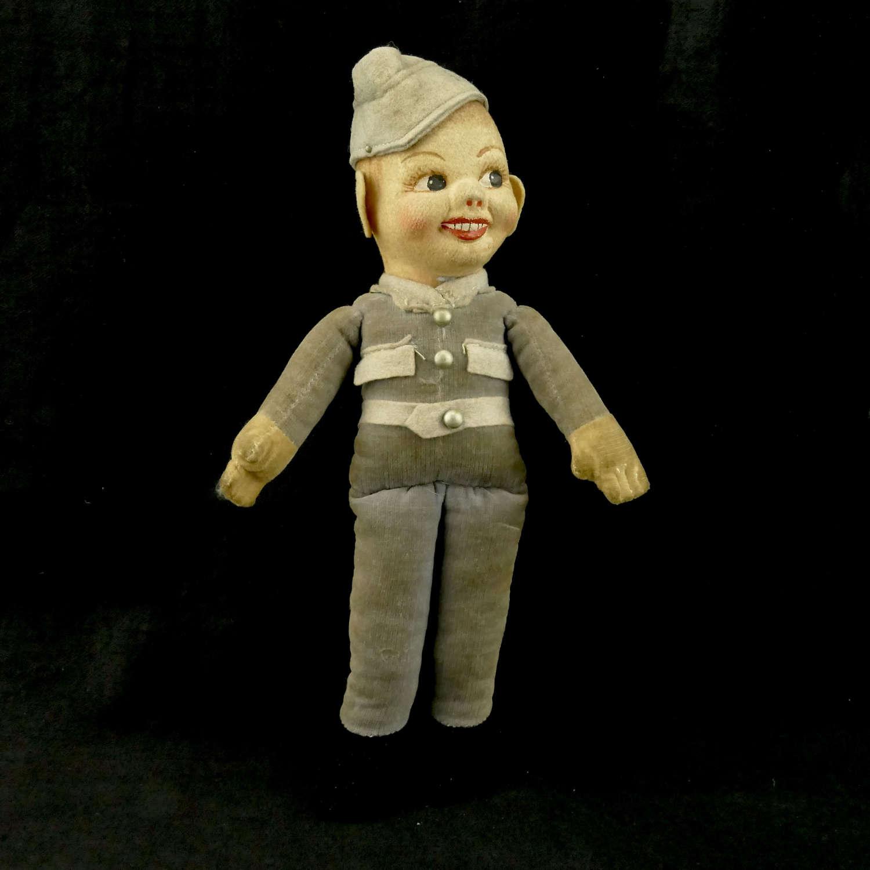Norah Wellings RAF doll