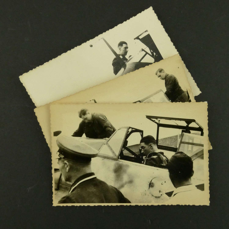 Luftwaffe photographs - Me109