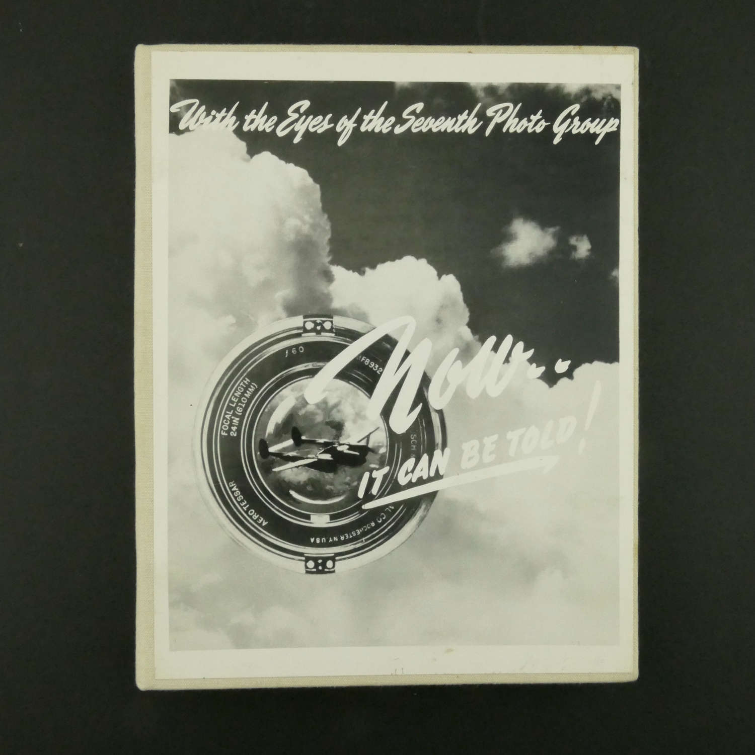USAAF - With the Eyes of the Seventh Photo Group - reprint