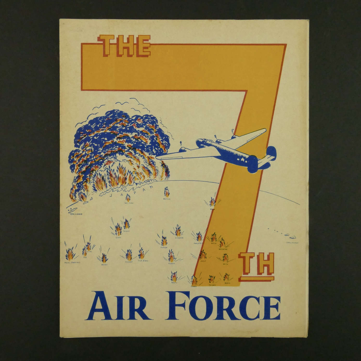 USAAF - The 7th Air Force