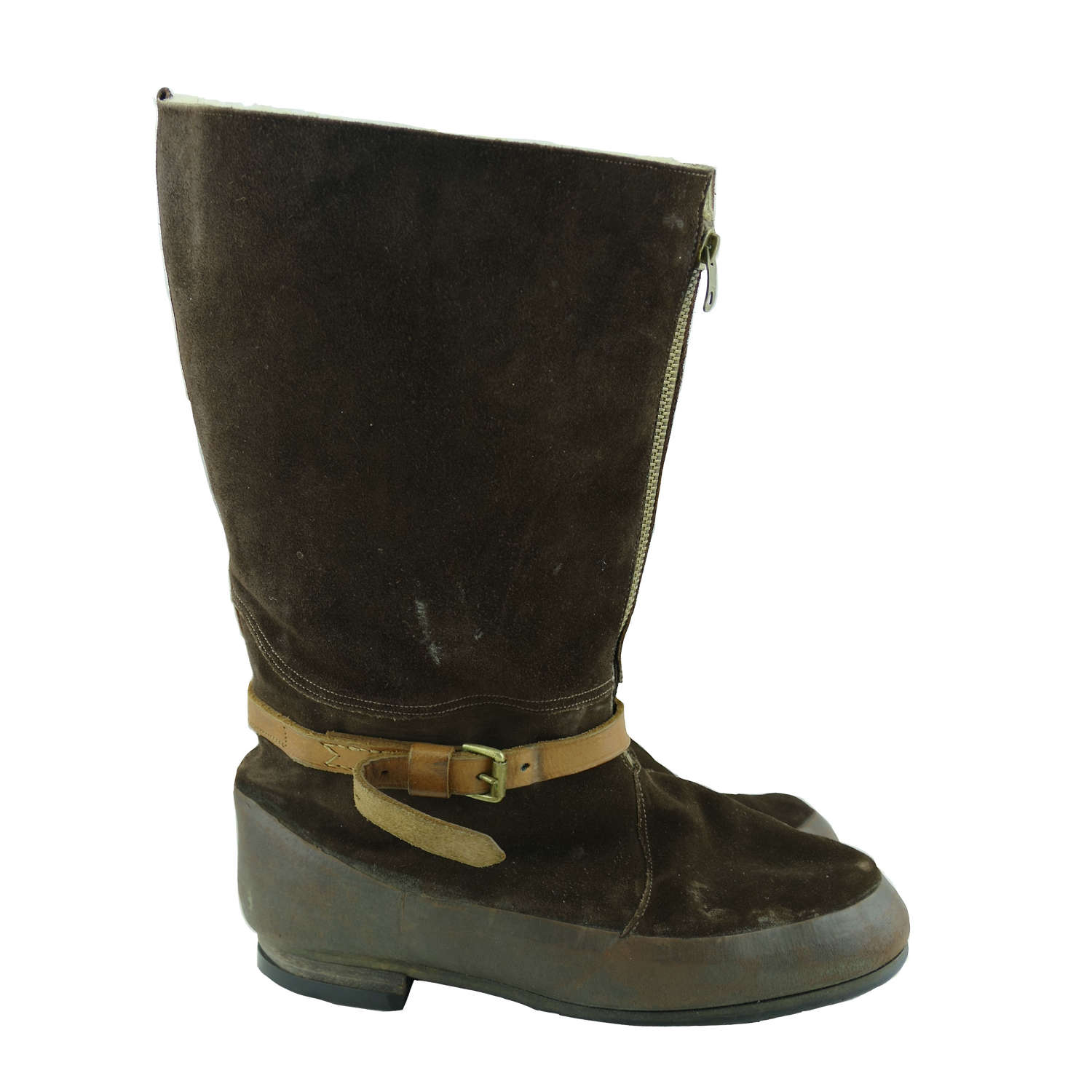 RAF 1941 pattern flying boots, S7