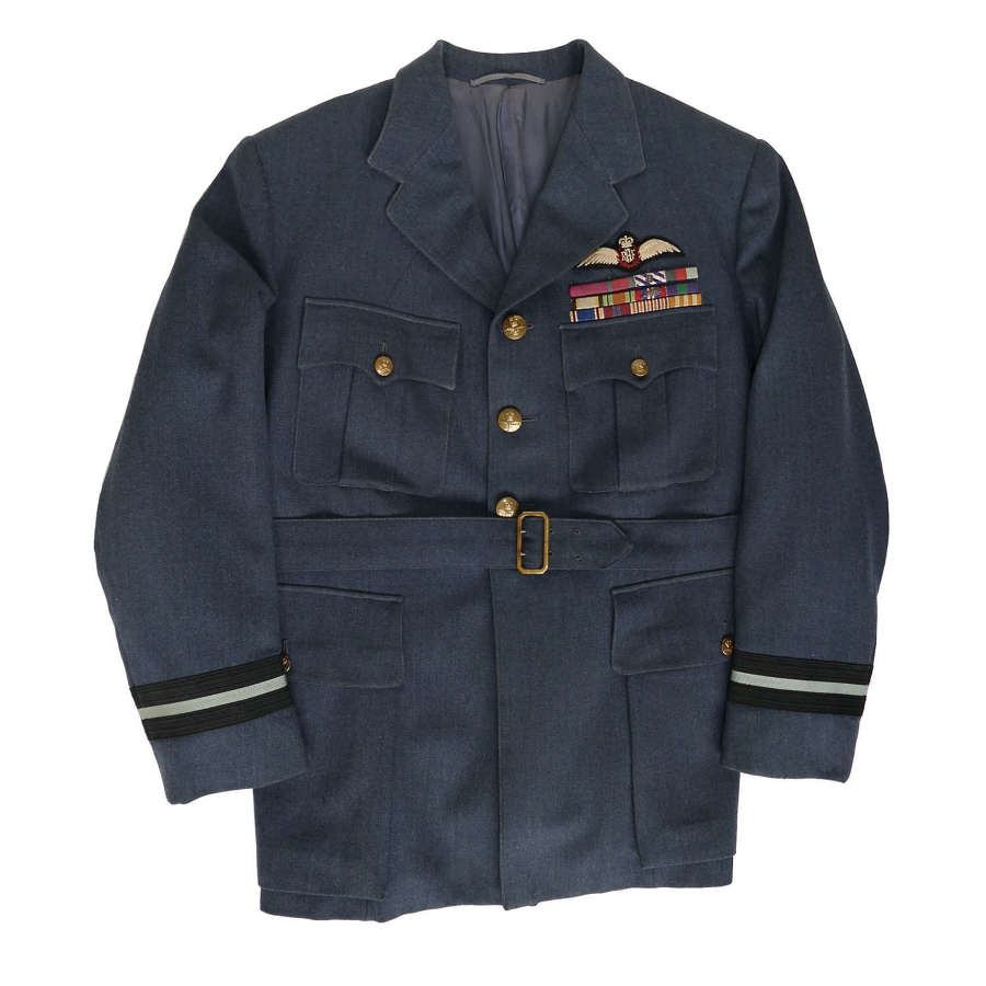RAF SD tunic of Air Commodore John Whitworth (Dam Buster related)