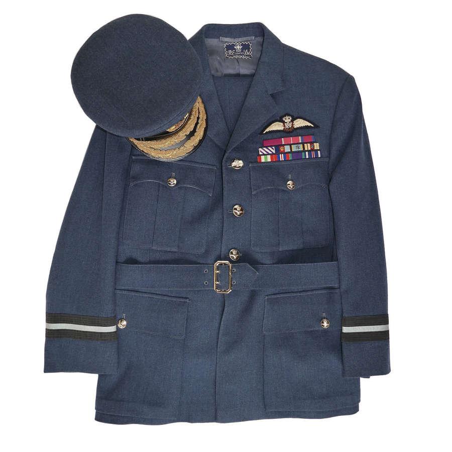 RAF uniform to Air Cdre Edward James Morris - Battle of Britain pilot