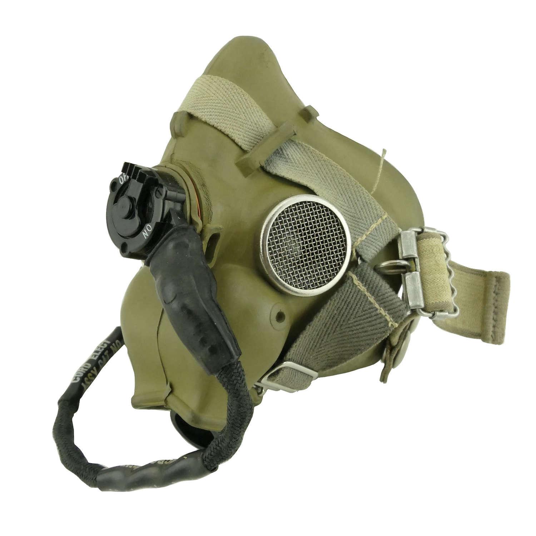 RAF type H-2 oxygen mask