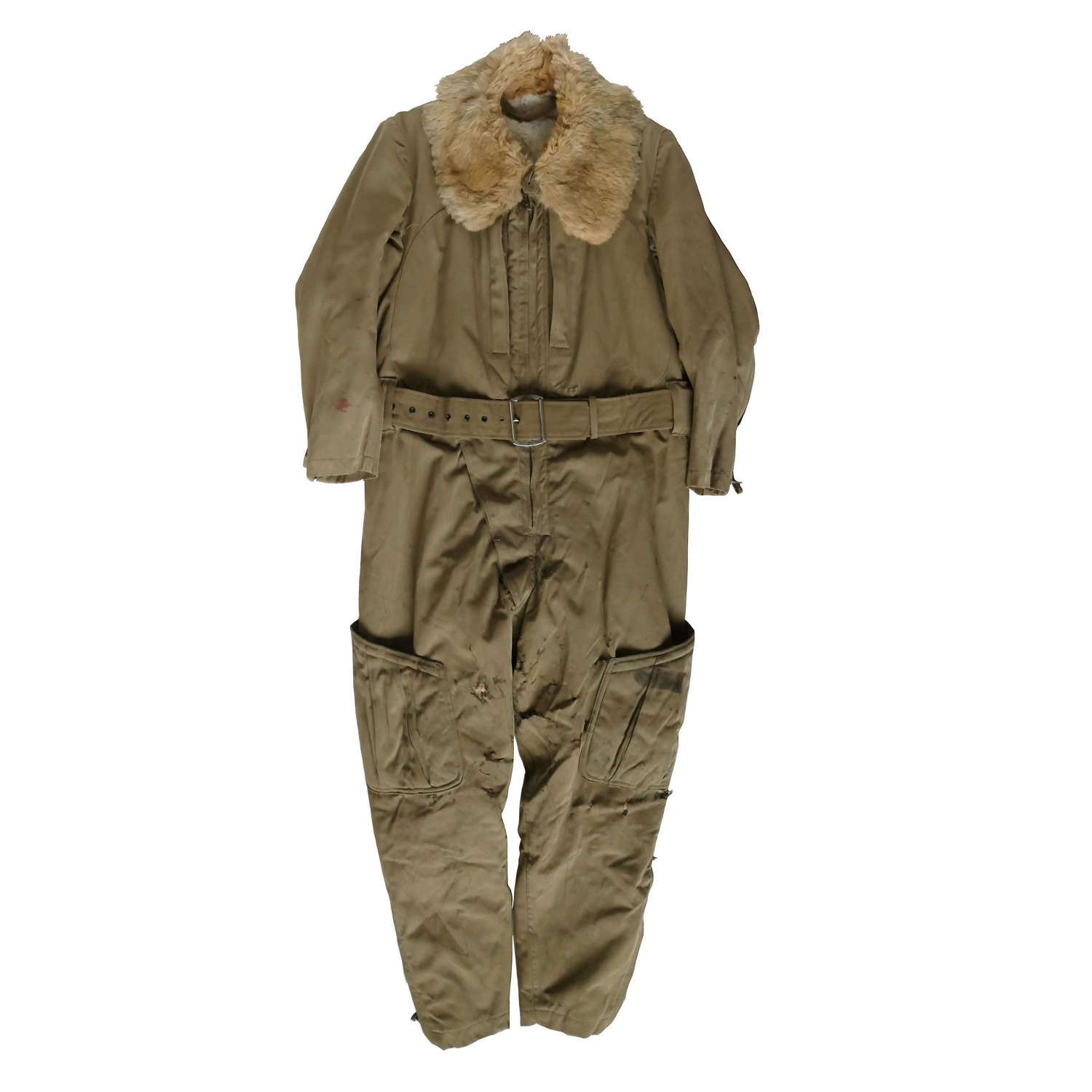 Japanese Army winter flying suit