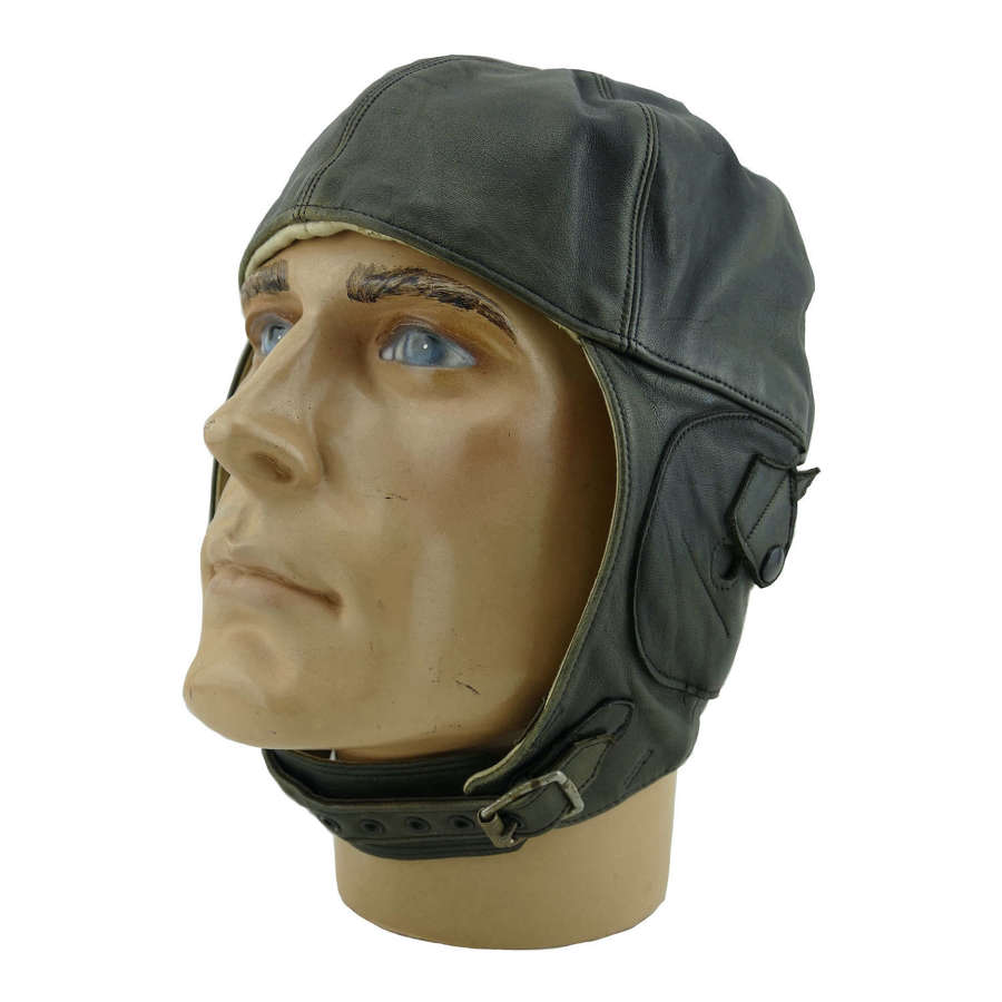 1930s Private purchase flying helmet