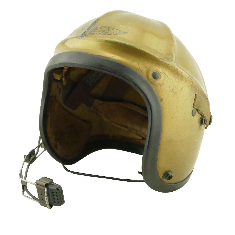 USN H-4 flying helmet c.1950s