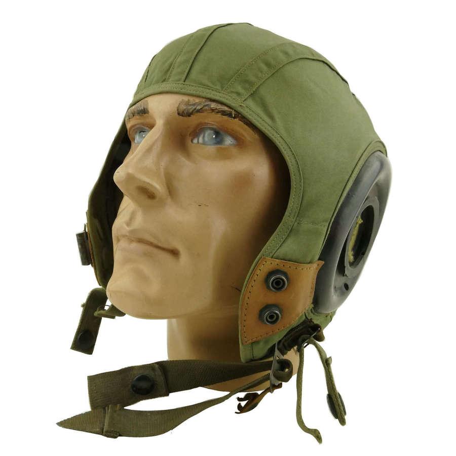 USN/USAF helmet, flying, summer, intermediate (H-4 Helmet)