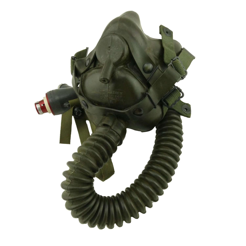 USAF type A-14B oxygen mask