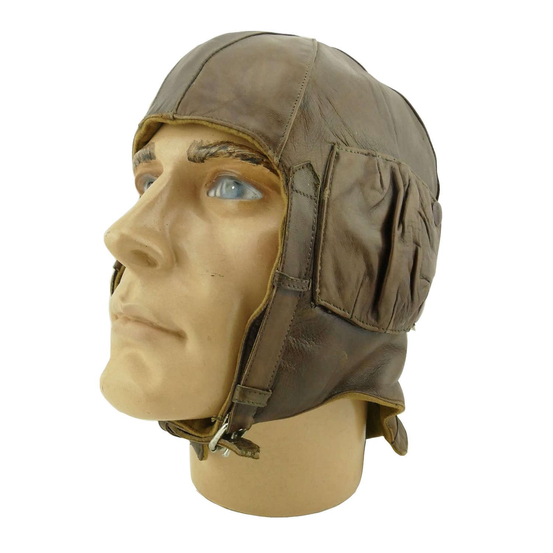 WW2 Russian flying helmet