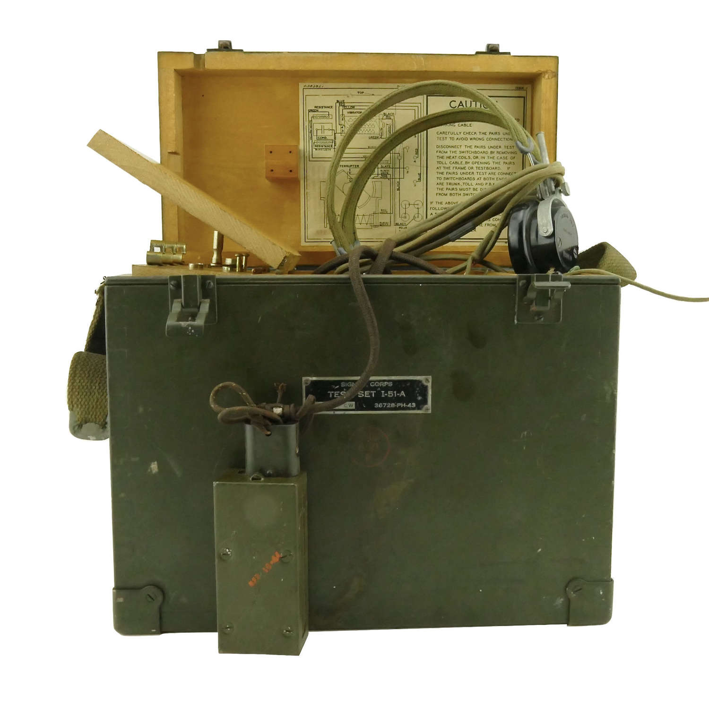 US Signal Corps Test Set, 1943
