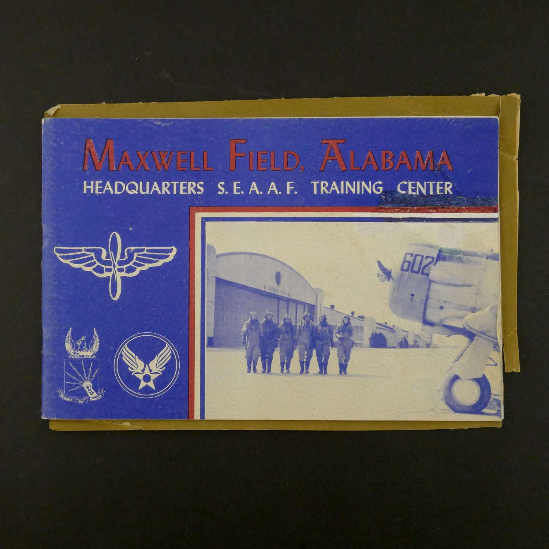 USAAF Maxwell Field Souvenir book