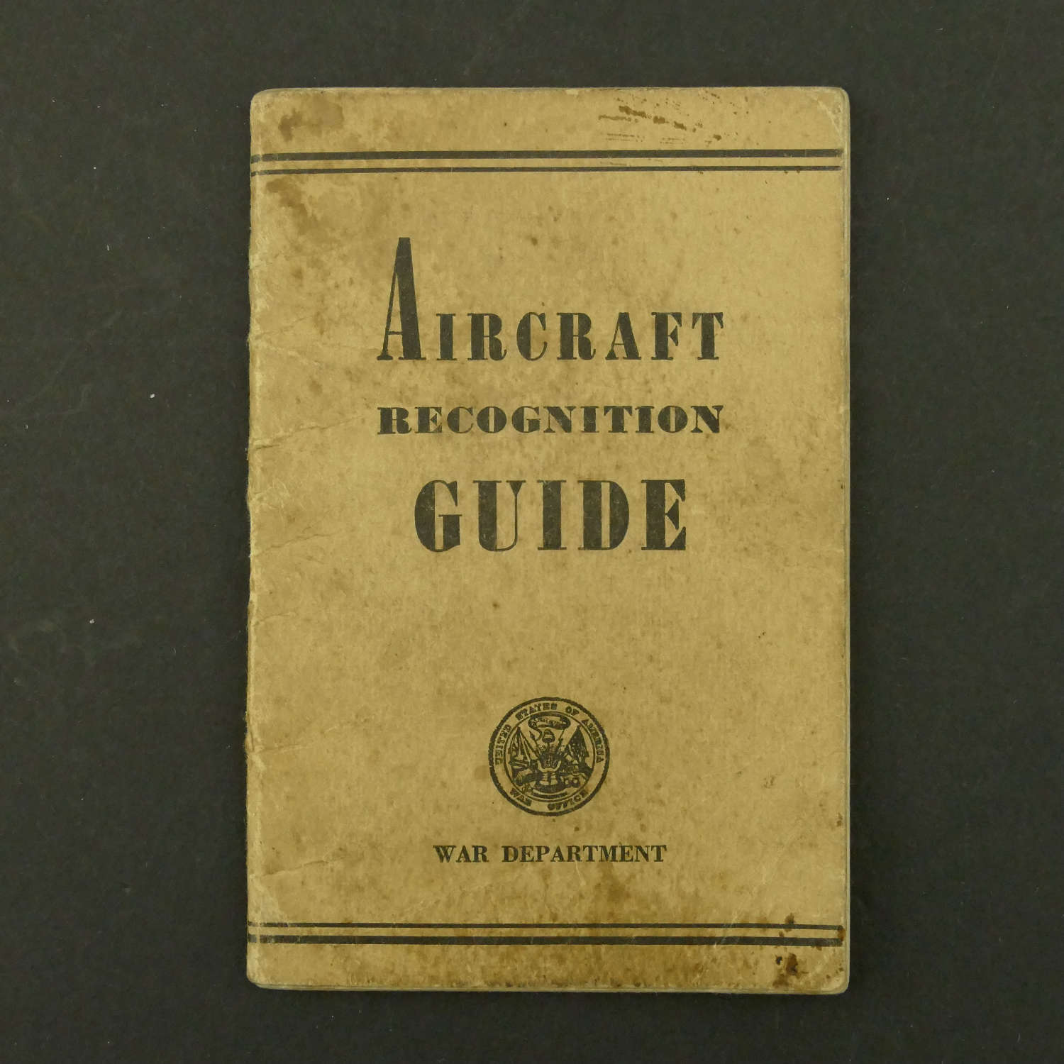 US Aircraft Recognition Guide