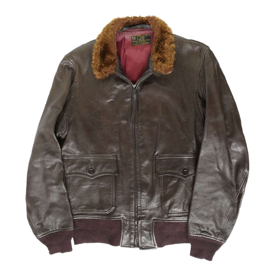 USN AN6552 flying jacket