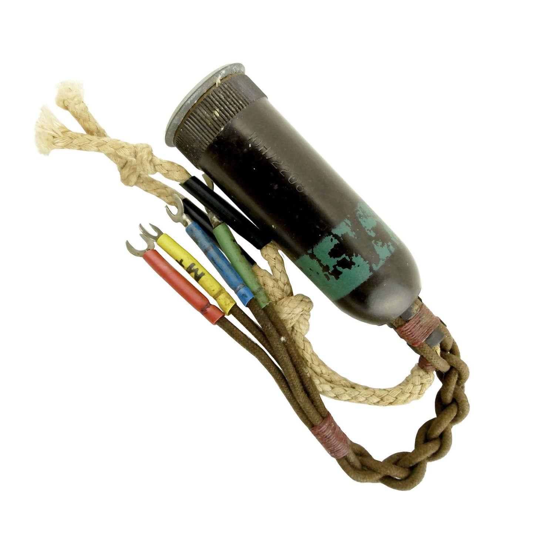RAF socket, type 359