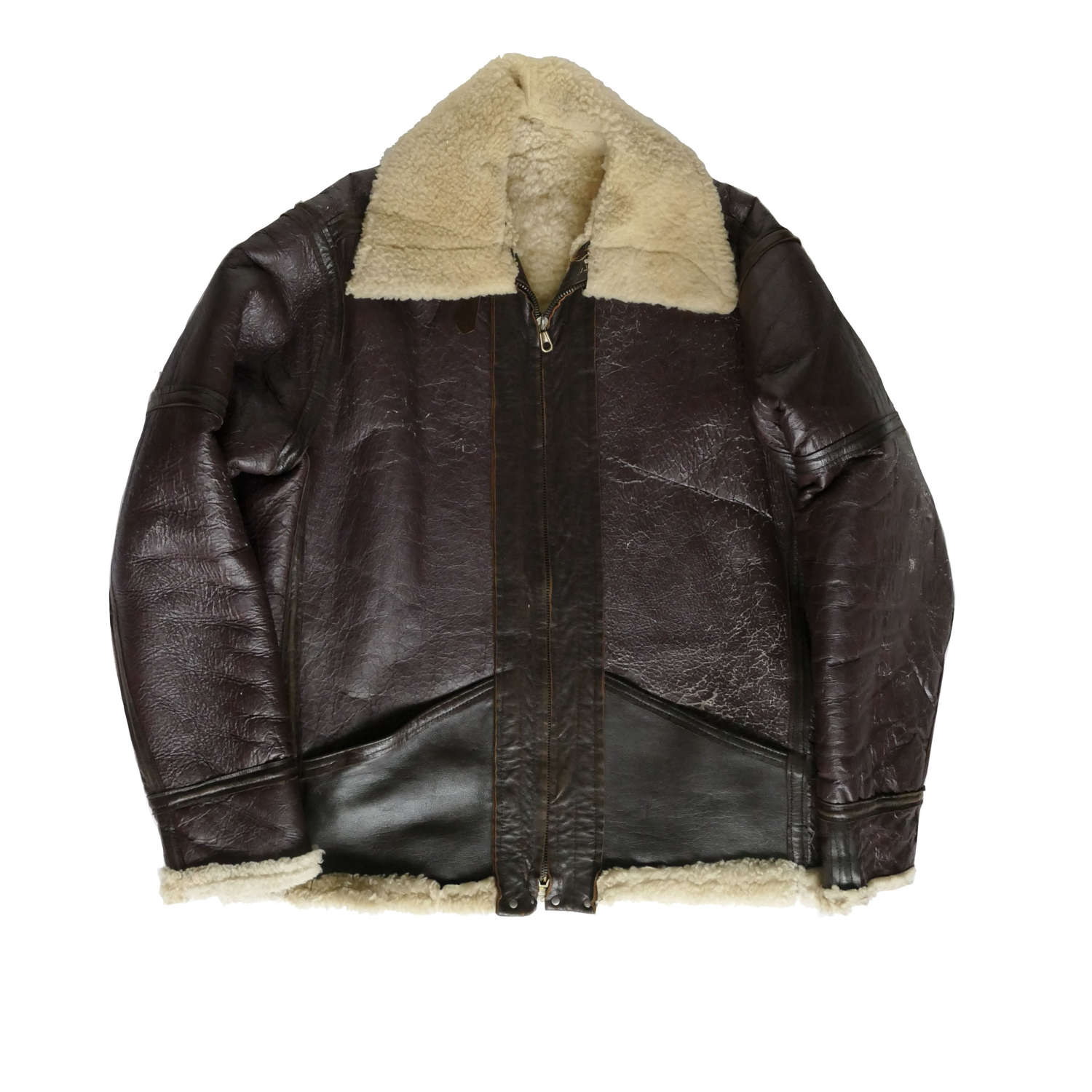 Commercial flying jacket