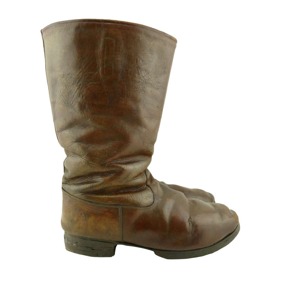 Imperial Japanese Army flying boots