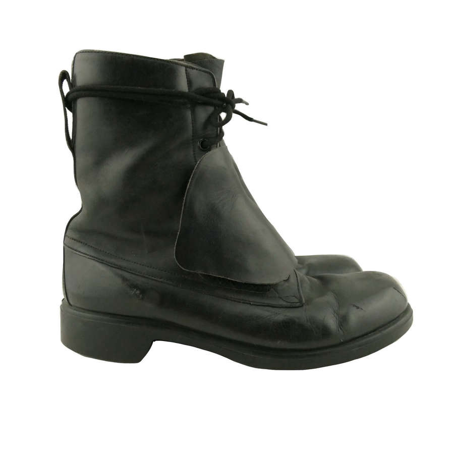 RAF 1965 pattern flying boots, rigger modified
