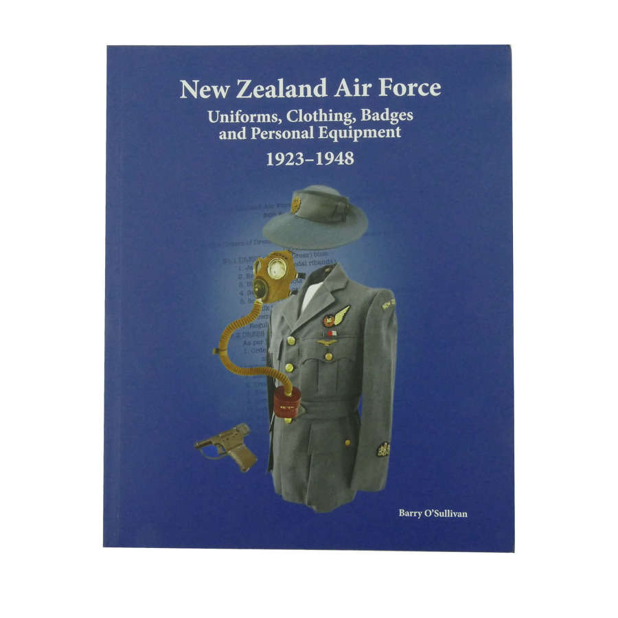 NZAF Uniforms, Clothing, Badges & Personal Equipment 1923 - 1948