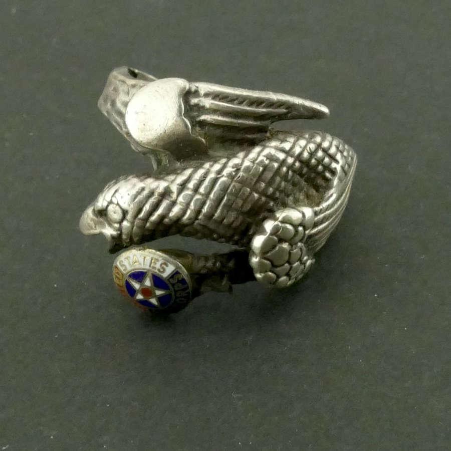 USAAC ring