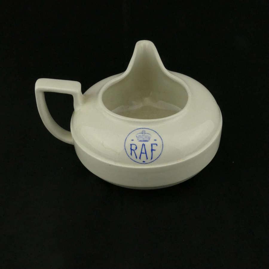 RAF hospital feeder cup