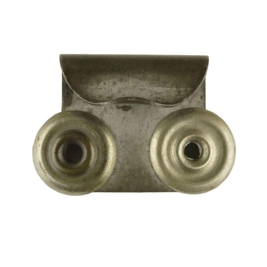 RAF flying helmet / oxygen mask clip