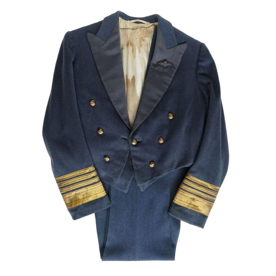 RAF Mess Dress - Sir Harry Broadhurst  GCB, CBE, DSO, DFC, AFC