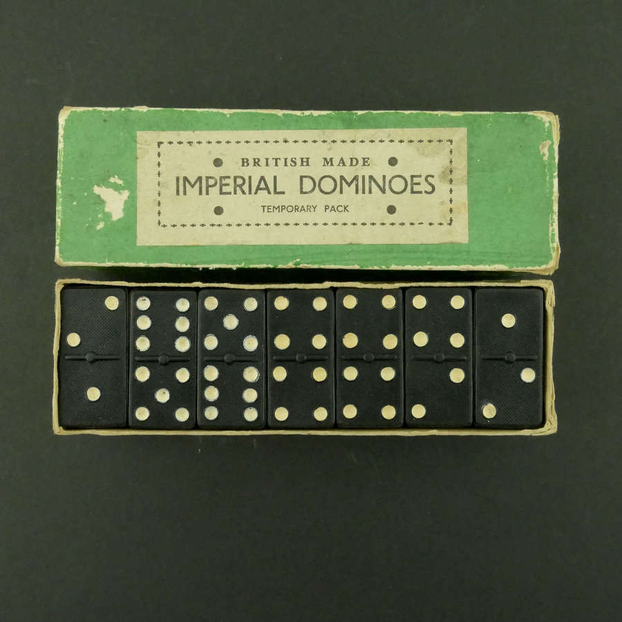 Wartime Dominoes