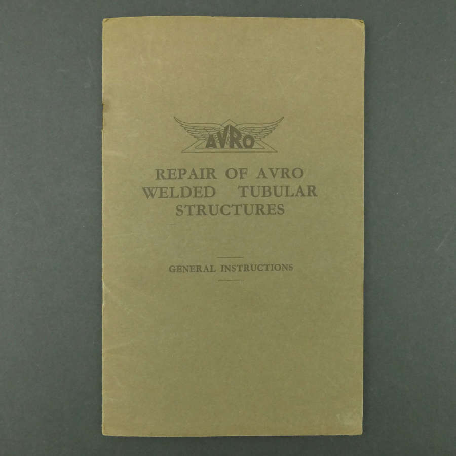 AVRO - Repair of welded tubular structures