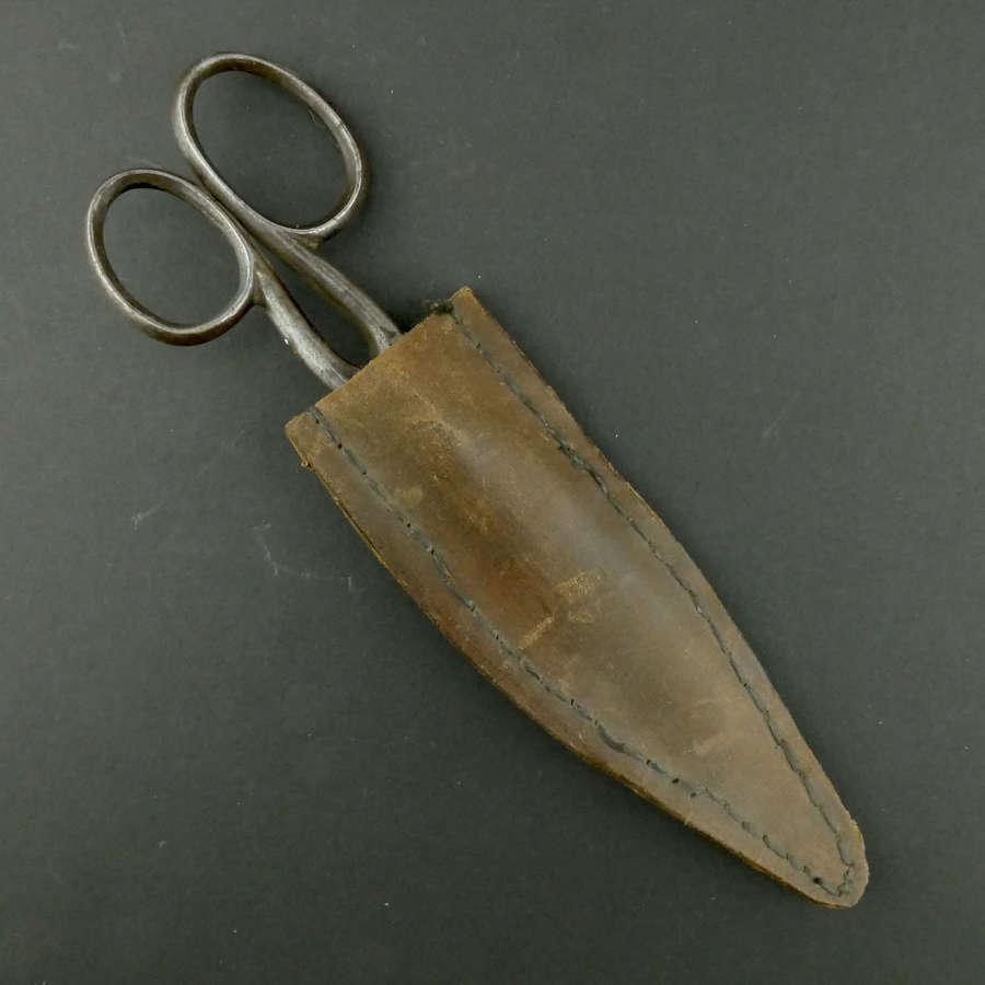 WW1 military issue scissors