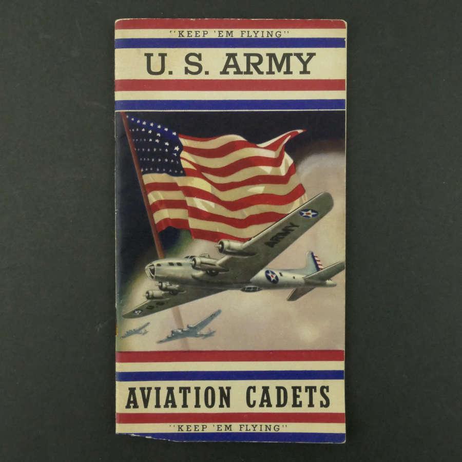 U.S. Army Aviation Cadets, 1942