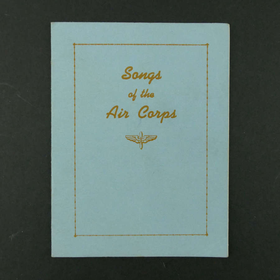 Songs of the Air Corps
